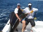 Owner gone fishing......billfish capital of the world!