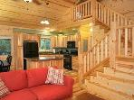 Comfortable luxury in Alpine Helen.