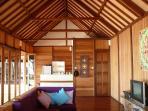 Living Room Villa Kokita