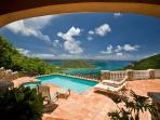 It has all the charm of a tropical island home with the luxuries of a first-class vacation.