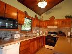 The kitchen includes all the amenities you need to prepare your favorite dishes.