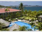 Flamingo Beach Resort, daily access available