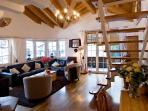 Cosy duplex attic apartment