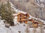 Les Perles - 4 chalets with 17 double bedrooms (Pollux, Castor, Gemini and Ibron)