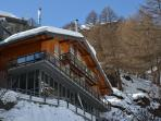 The most spectacular property in Zermatt, if not the Alps. A huge 300m2 Manhattan style loft.