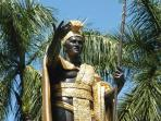 King Kamehameha I birthplace in Kohala