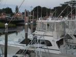 Fishing Charter at at Rock Harbor