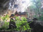 Praya Nakon Cave, Sam Roi Yod Natnl Park