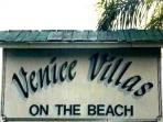 Welcome to our Venice Villas on the Beach