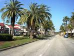 Downtown Venice Island Shopping District