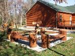 Chocolate Moose Camp Fire