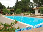 SAPPHIRE HOME WITH POOL SALT WATER AND NATURAL CHLORINE