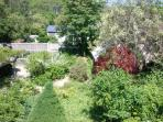 Rear yard, a rarity in Provincetown