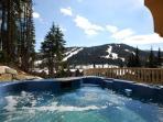 Dave & Karen's Mountain Home at #7 Powder Ridge