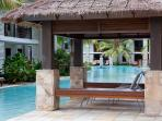 Lagoon Style Swimming Pools with Coctail Bar