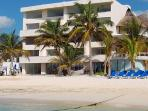 Ground Floor Directly on the Sand- True Oceanfront