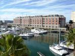 View of Marina & Yacht Basin, V&A Waterfront