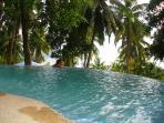 Lush and tropical and private surroundings... yet still close to all the action in town!
