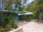 Stonegarden Cottage entrance
