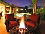 'Clubhouse' Pool, Spa, Firepit, Putting Green