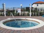 Spa at Resort Communal Pool