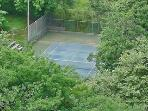 Tennis Court at Condo