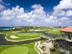 2 beautiful golf courses;  One 9 hole and One 18 hole offer beautiful ocean views