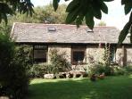 Stick Cottage in summer