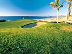 Golfing in Cabo