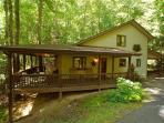 Front view of Creek 'n Woods I