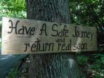 Have a safe trip