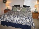 King Bed in Master Bedroom Suite