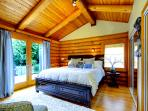 Secluded Master Bedroom with King Bed