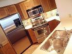Fully-featured kitchen