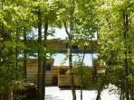 Wolf Creek - Secluded Setting Overlooking Creek