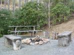 Picnic Area - Campfire Ring/Seating