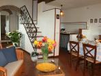 La Cipressaia - Living Room