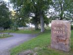 Entrance to Mountgerald