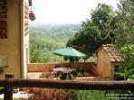 Fiordaliso House - The terrace and the stunning view