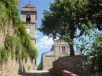 The church of San Gennaro village