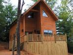 Blue Ridge Parkway Cabin HOT TUB Get a 3rd night FREE in February ONLY