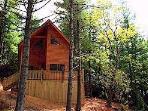 www.blueridgeparkwaycabinrentals.com Our cabin