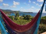 even the hammocks have great views