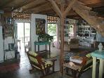 Casa Grande's Living Area