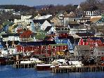 The Town of Lunenburg ten minutes away