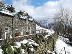 Helvellyn Holiday Cottage near Ullswater