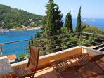Enjoy the  enchanting views of the impossibly blue Adriatic sea