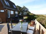 The new decking. BBQ anyone?