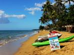 Water Sports Beach Rentals Nearby