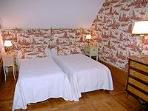 'Bordeaux' Bedroom